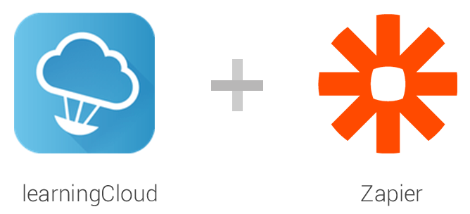 learningCloud and Zapier integration