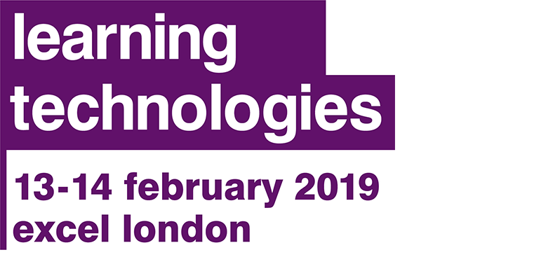 Learning Technologies UK 2019 - logo