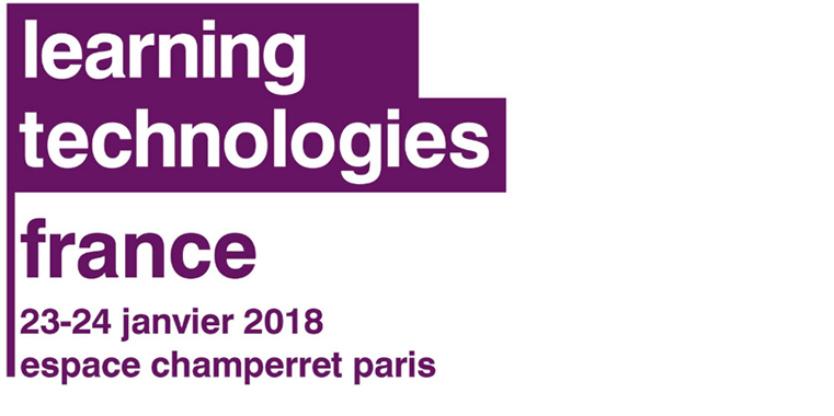 Learning Technologies France 2018