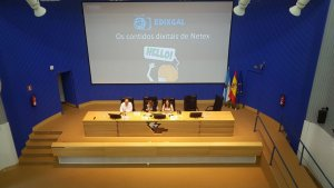Netex proyecto E-Dixgal