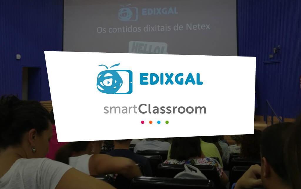 smartclassroom edixgal netex