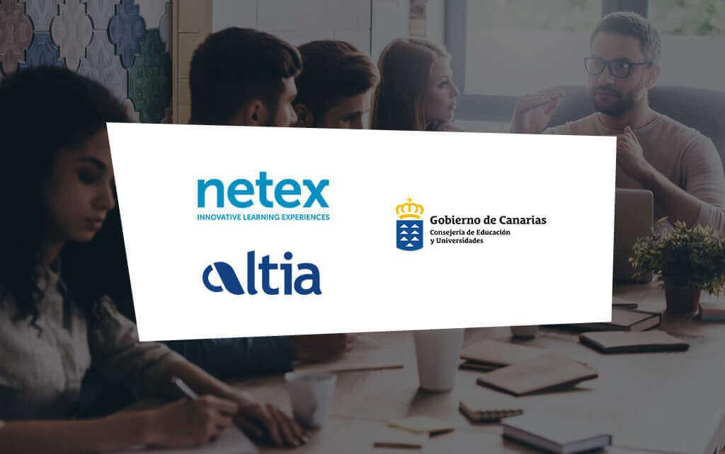 Netex - Altia - Gobierno de Canarias