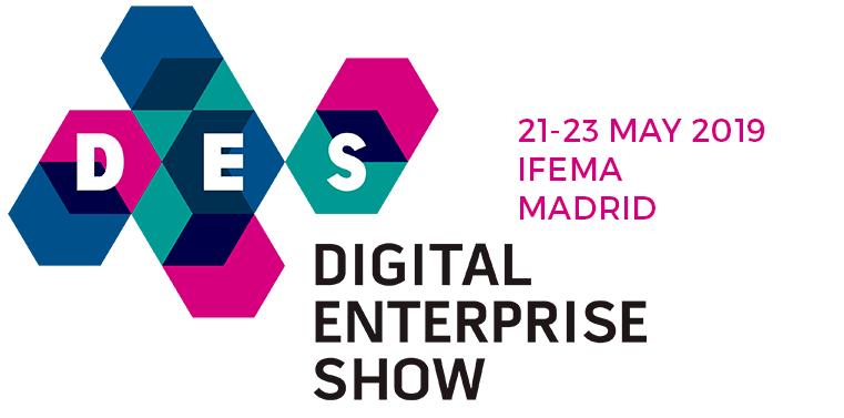 Netex - Digital Enterprise Show - Madrid 2019